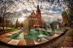 Podobno fontanna :)