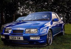 https://flic.kr/p/tkCuV1 | Ford Sierra Cosworth TwinTurbo in UK | this 1987 Ford Sierra Cosworth TwinTurbo is owned by Justin Steel the 1982-1993 Ford Sierra is related to the 1985-1994 Ford Scorpio 1985-1994 Ford Granada (Europe) 1988-1989 Merkur Scorpio 1985-1989 Merkur XR4Ti 1988-1993 Ford P100