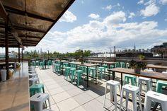 Rooftop Bar Brooklyn