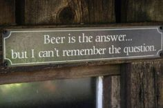 The Answer to Life…