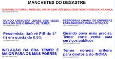 "Além d'Arena: Tributo aos idiotas do ""Fora Dilma!"" III"