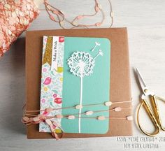 How to make Dandelion Birthday Card – Make a Wish