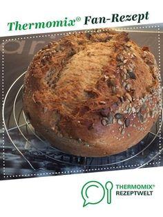 Dinkel-Buttermilch-Kruste von LadyGodiva. Ein Thermomix ® Rezept aus der Kategorie Brot & Brötchen auf www.rezeptwelt.de, der Thermomix ® Community.