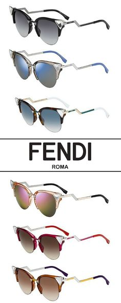 d9b2afae 58 Best Fendi Eyewear images in 2019 | Fendi eyewear, Sunglasses ...