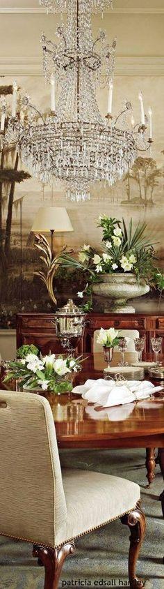 Luxury mansion interiors #Luxurydotcom