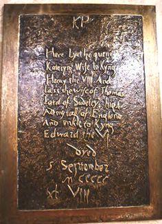 Katherine Parr (1512 - 1548) - Find A Grave Photos
