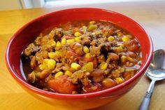 Taco Soup. Photo by lazyme