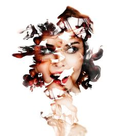 Abstract Portrait Manipulation in Photoshop CS 6