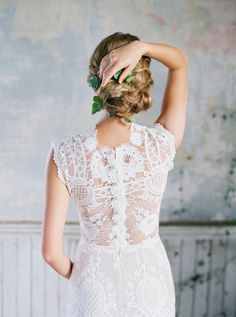 View Gorgeous New Imagery Of Romantique By Claire Pettibone Gowns