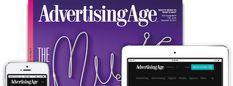 Advertising Age - Advertising Agency & Marketing Industry News - Advertising Age. Native Advertising, Mobile Advertising, Marketing Digital, Content Marketing, Nick Offerman, College Humor, Influencer Marketing, Creative People, Skinny