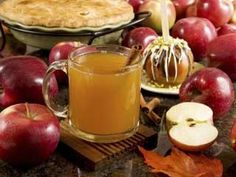 Apple cider drinking has been a popular American tradition since colonial days!