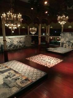 Ege Carpets - the ATELIER collection BY MONSIEUR CHRISTIAN LACROIX.