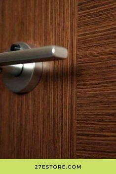Looking for some fresh interior doors? Maybe Walnut Veneer would work for you. It's interesting, classy, and definitely not builder grade! . . . #interiordoors #walnutveneer #euro #eurostyle #27estore