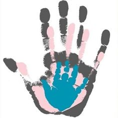Les empreintes de main sont les projets manuels préférés des tout-petits. Les enfants peuvent créer beaucoup de dessins amusants en utilisant simplement leurs mains. Ce genre d\\\'activité manuelle permet de graver à jamais l\\\'empreinte de main des enfants (doux souvenir) et peut faire de très beaux cadeaux pour la fête ...