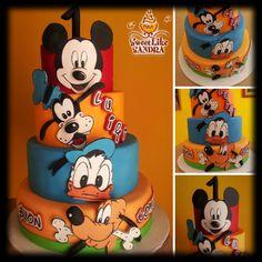 Torta Disney - Disney Cake