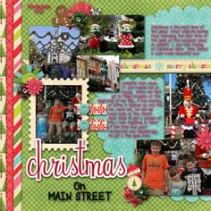 Christmas Decorations - Page 3 - MouseScrappers.com