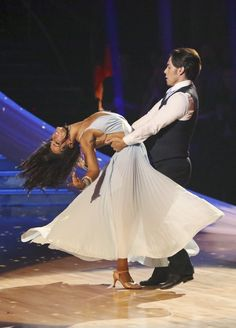 Dancing With The Stars: All-Stars Week 6 Performance Show - Apolo Anton Ohno - Dancing With The Stars - ABC.com