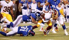 New York Giants vs. Washington Redskins...  http://ticketfront.com/event/Washington_Redskins_vs._New_York_Giants-tickets …