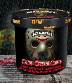 Friday the 13th Ice Cream Treat