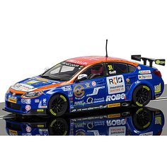 SCALEXTRIC Digital Slot Car C3736D BTCC MG6 - Jadlam Toys & Models - Buy Toys & Models Online