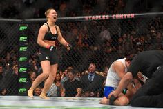 Ronda Rousey says that she'd like to give Cat Zingano a rematch | Ronda Rousey #RondaRousey