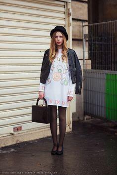 El vestido simplemente me encanta! Carolines Mode | StockholmStreetStyle