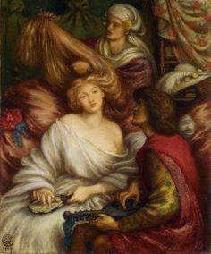 Dante Gabriel Rossetti - Morning Melody