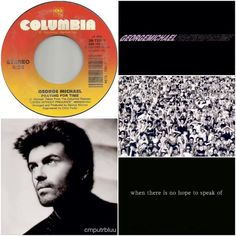 October 13, 1990 - George Michael went to No.1 on the US singles chart with 'Praying For Time' - THIS IS NOT MUSIC, THIS IS A TRIP: http://instagram.com/cmputrbluu   #thisdayinmusic