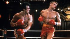 Sylvester Stallone shared a deleted Creed 2 scene that showed a fight between Rocky Balboa and Dolph Lundgren's Ivan Drago. Rocky Balboa, Sylvester Stallone, Rocky Film, Stallone Rocky, Apollo Creed, Carl Weathers, Rambo, Dolph Lundgren, The Expendables