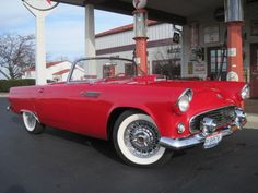 Image result for 1955 Ford T-Bird