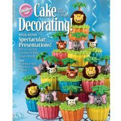 2006 Wilton Yearbook of Cake Decorating.