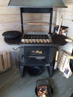 Финский гриль-барбекю hd строительство камина и барбекю