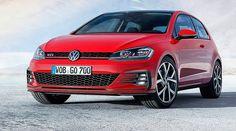Golf 2017: Volkswagen apresenta modelo reestilizado na Europa