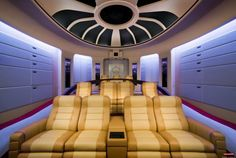 10 Awesome Home Theaters