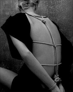 Eva Herzigova by Jean Baptiste Mondino for Citizen K (Fall 2002)