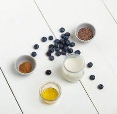Smoothies de pequeno-almoço