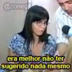 Portuguese Funny, Memes Gretchen, Funny Quotes, Funny Memes, All The Things Meme, Funny Things, Memes Status, Derp, Hilarious Memes