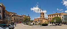 Plaza de la localidad
