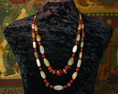 Moroccan Necklace  African Jewelry  Multi by ByDivineCollectibles, $165.00