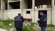 TEKİRDAĞ-15 yaşındaki kız çocuğu inşaatın 7'nci katından atladı..