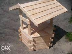 Znalezione obrazy dla zapytania studnie drewniane