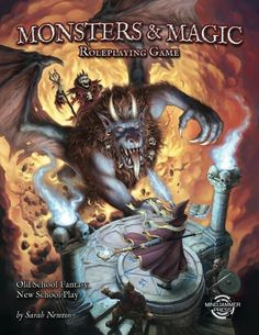 Reading Monsters & Magic