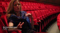 """Im Gespräch mit: Barbara Hanningan  Die kanadische Sopranistin Barabara Hannigan steht als """"Lulu"""" in Christoph Marthalers Inszenierung auf der Bühne der Staatsoper Hamburg. Wir haben sie zwischen den Proben zum Gespräch getroffen...  From: Staatsoper Hamburg  #Oper #Musiktheater #Theaterkompass #TV #Video #Vorschau #Trailer #Clips #Trailershow #Schweiz"""