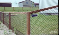 California Style Chain Link Fences   Minneapolis St. Paul   Midwest Fence