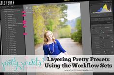 How to Layer Lightroom Presets | Pretty Presets for Lightroom