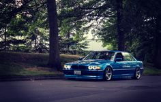 BMW 7 Series (E38) Low | Flickr - Photo Sharing!