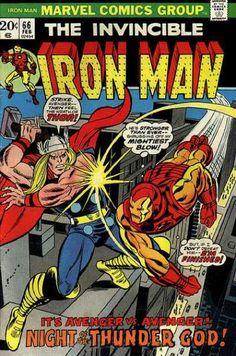 The Invincible Iron Man #66