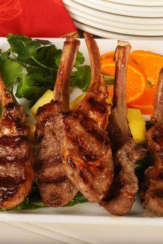 Lamb Chops with Mint Salsa Verde   Lamb Chops, Salsa Verde and Lamb