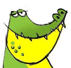 Gator... made me smile