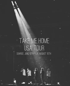Thanks for everything, boys. <3